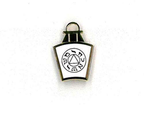 GMark Apron Emblem - Keystone