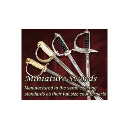 Miniature Swords